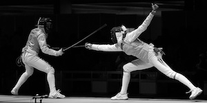 Fencing Techniques In Foil, Epee And Sabre Sports